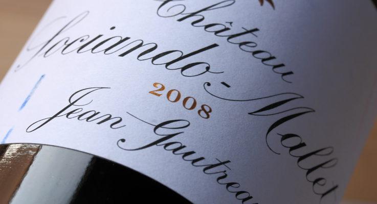 18-03-2017 : Bordeaux 2008