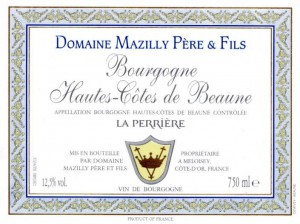 2006-01 Cotes de Beaune Mazilly ET_01